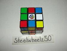 Rubik's Cube Official 3X3X3 Puzzle Black Rubiks Toy 3D Brain Teasers Original