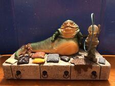 Star Wars Walmart Exclusive Jabba's Throne Loose