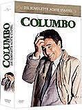 Columbo - 8. Staffel (2012), 9 Stunden, 3 DVDs Mit 6 Episoden, Neu OVP
