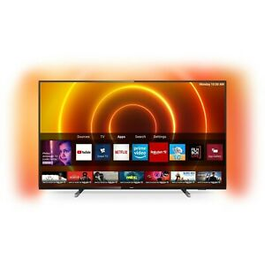"""Philips 58PUS7805/12 58"""" 4K Ultra HD Smart LED TV with Ambilight"""