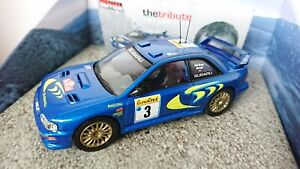 Corgi VA12300 Colin McRae Tribute Collection Subaru Impreza Monte Carlo 1998 NEW