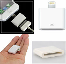 NEW 30 to 8Pin Charger Adapter Cable Converter For iPhone 5S 6 iPad 4 iPod Touch