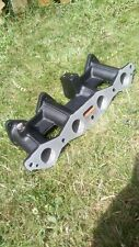 Ford Escort mk1 mk2 etc crossflow inlet manifold for twin 40 dcoe carbs