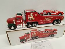 1999 Limited Edition Sears Car Carrier Truck & 1957 Chevrolet Corvette