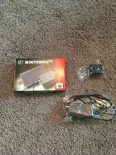 Nintendo 64 RF Switch, Complete. Excellent condition