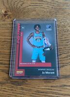 2019-2020 Ja Morant Panini ROOKIE OF THE YEAR CARD Memphis Grizzlies RC Numbered