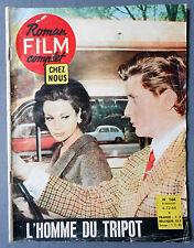 ► ROMAN FILM COMPLET CHEZ NOUS N°164 - 1964 - L'HOMME DU TRIPOT