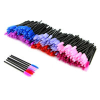 300Pcs Disposable Mascara Wands Eyelash Eye Lash Brush Makeup Applicators Kit