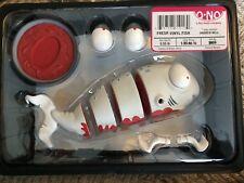 Andrew Bell - O No Sashimi - Grey - Collectible Vinyl Toy -  Dead Zebra - Mint