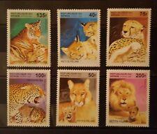 Briefmarken Raubkatzen Katzen Benin.,postfrisch