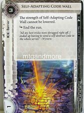 Android Netrunner LCG - 1x #040 Self-Adapting Code Wall - Station One