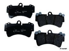 Textar Disc Brake Pad fits 2004-2009 Volkswagen Touareg  WD EXPRESS