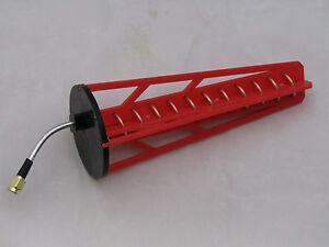 Quality FPV Racing Drone Antenna 5.8 Ghz 12 Turn Helical Long Range RHCP RP-SMA
