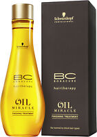 Schwarzkopf BC Bonacure Oil Potion Finishing Treatment Argan Oil 3.4 oz / 100 ml
