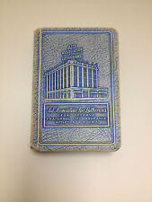 AID ASSOCIATION FOR LUTHERANS BOOK BANK VINTAGE APPLETON WI BLUE NO KEY