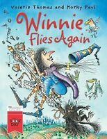 Winnie Flies Again World Book Day, Thomas, Valerie, Very Good Book