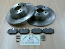 Land Rover Discovery 2  Rear  Brake Disc & Pad Kit FK0143