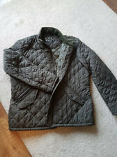 Mens Barbour Chelsea Sports Quilted Padded Jacket Uk XXL Coat Green 2XL