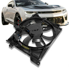 Fit 06-11 Rio Rio5 OE Style Replacement AC Condenser Cooling Fan Kit KI3120101