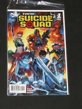 SUICIDE SQUAD #1 (New 52 Lee)