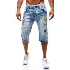 W30-Herren-Shorts & -Bermudas im Denim Hosengröße