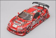 Genuine 1/10 Yokomo Body for DRIFT Package D1 Version TeamBOSS with POTENZA S15