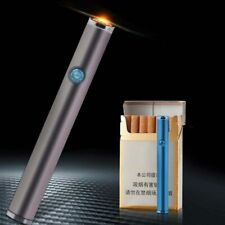 USB Windproof Flameless Arc Plasma Lighter Electronic Charging Cigarette Lighter
