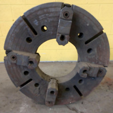 """New listing 28"""" Summit 4 Jaw With 12.5"""" Hollow Spindle Lathe Chuck: Ybm #12930"""