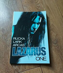 Lazarus Vol.1 by Greg Rucka Image comics TPB/GRAPHIC NOVEL