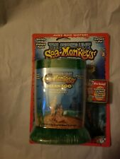 The Amazing Live Sea Monkeys Ocean Zoo Instant Life Ages 6 and Up