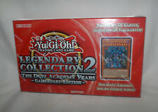 Yu-Gi-Oh ! - Legendary Collection 2 - The Duel Academy Years, dt.-Neu,OVP,Lizenz