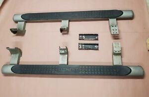 03 04 Honda Element Nerf Bars Side Steps Running Boards PAIR OEM GENUINE 2004