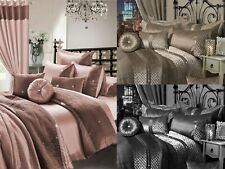 New 7Piece Zina&Kylie Bedding Set Duvet Cover/Fitted Sheet/Pillows/Cushion&Cover
