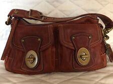Coach 65th Anniversary Legacy British Tan Gorgeous  Hand Bag 10328