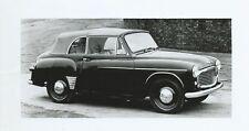 Hillman Minx Convertible 1953 Original Photograph Top Up Excellent condition