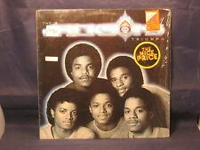 """THE JACKSONS """"Triumph"""" LP 1981 EPIC PE 36424 SHRINK"""
