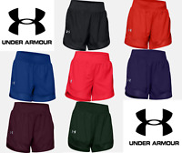 Under Armour Women's Woven Training Shorts Run Work Out Yoga FREE SHIP 1351232