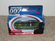 James Bond Corgi Die Another Day Jaguar XKR The Ultimate Bond Collection