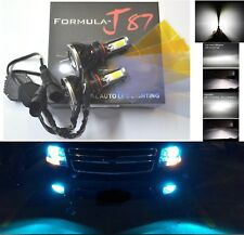 LED Kit G5 80W 9005 HB3 8000K Icy Blue Two Bulbs Light DRL Daytime Replacement