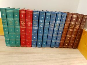 15 x Companion Book Club Hardback Books :  Ideal Display