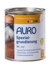 Spezialgrundierung Nr. 117 Auro 0,75l I Holzgrundierung Holzschutz Holzpflege