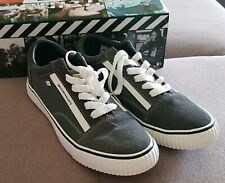 BK -British Knights Sneaker Mack Canvas  Sneaker, grau, Gr. 39