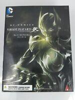Authentic Square Enix Variant Play Arts Kai DC Comics No.5 Batgirl Open Box