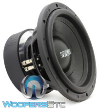 "SUNDOWN AUDIO U-12 D4 12"" SUB 1500W RMS DUAL 4-OHM SUBWOOFER BASS SPEAKER NEW"