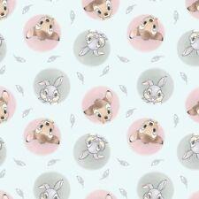 100/% Algodón-Varios Tamaños Tela de Disney Princesa Insignias