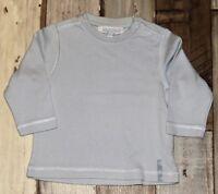 ~ Tee-shirt bleu BOUT'CHOU garçon 9 mois  ~