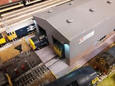 More details for concrete hard standing kit for hornby / peco oo gauge model railway lx096-oo-a