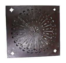 Moroccan Rustic Iron Wall Sconce - WL094-LARGE