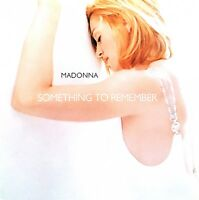 Madonna CD Something To Remember - Floral Design Edition - Europe (M/M)