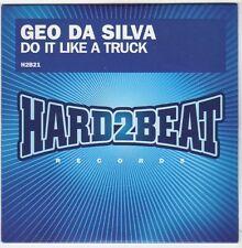 (EM818) Geo Da Silva, Do It Like A Truck - 2008 DJ CD
